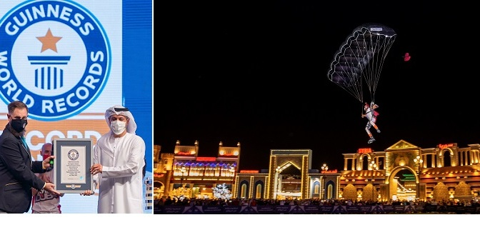 Global Village makes history by breaking 25th Guinness World Records™ title on Silver Jubilee Season finale
