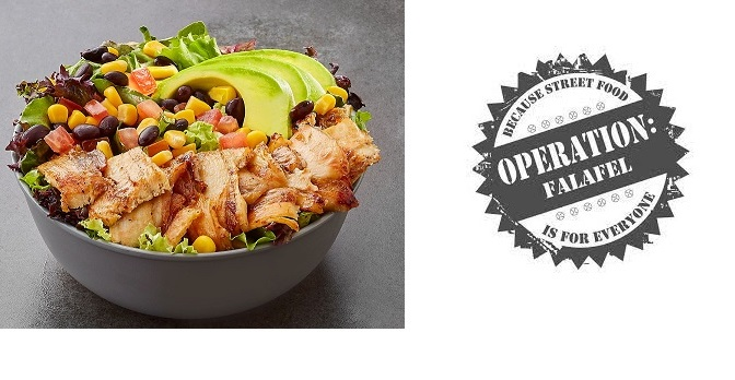 OPERATION:FALAFEL EXPANDS MENU WITH NEW MUST TRY ITEMS