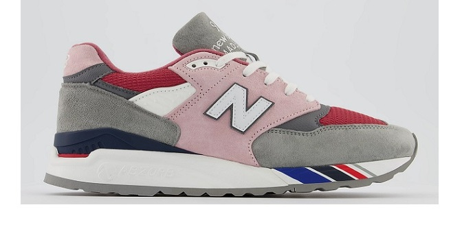 New Balance Introduces MADE Responsibly 998