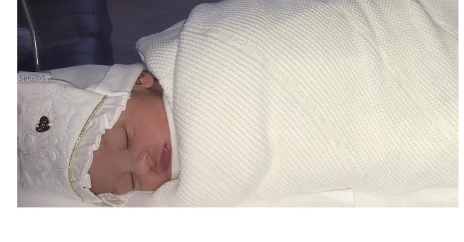 Jordanian Parents blessed with baby girl Masa on Eid at RAK Hospital