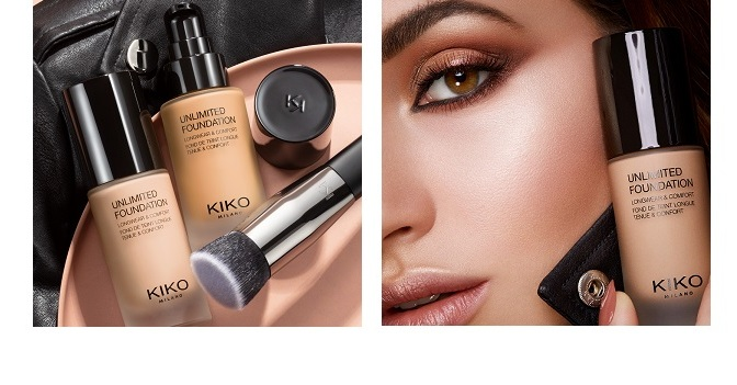 INTRODUCING KIKO MILANO UNLIMITED FOUNDATION & UNLIMITED………..