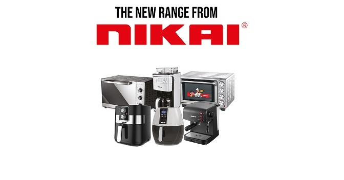 BRING HOME NIKAI KITCHEN APPLIANCES FOR A CONVENIENT AND EXCITING COOKING EXPERIENCE