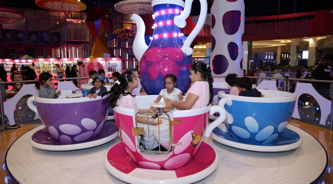 Family Entertainment Hub, Fabyland,Debuts in Sharjah at Rahmania Mall