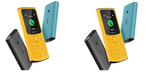 Nokia 110 4G: Accessibility for all and elevating the feature phone design standard