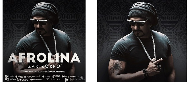 Dubai based Artist – Zak Zorro becomes the First Indian Music Producer and Singer to release an Afrobeat Music Album