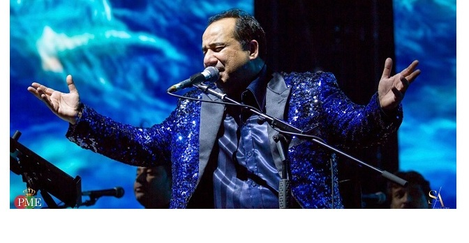 USTAD RAHAT FATEH ALI KHAN SET TO TAKE THE STAGE ON 21 AND 23 JULY