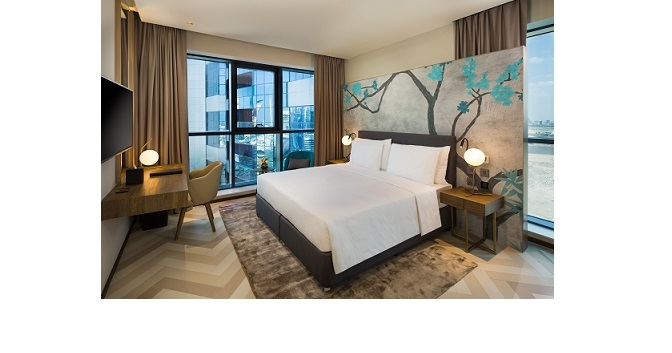 STAY AND PLAY AT MILLENNIUM PLACE BARSHA HEIGHTS HOTEL
