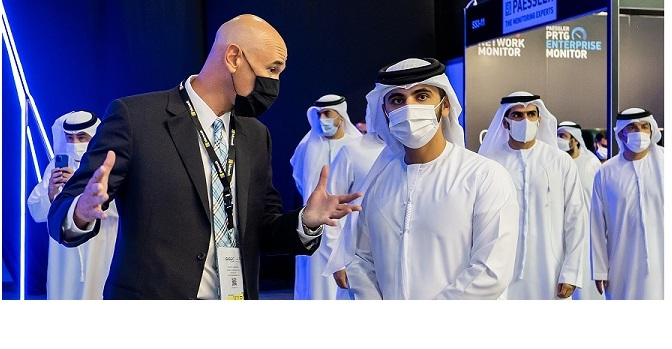 Microsoft security experts urge GISEC 2021 attendees to 'Secure the Hybrid Workplace'.