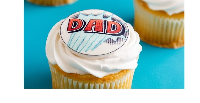 SWEETEN YOU SUPER DAD'S DAY WITH MISTER BAKER