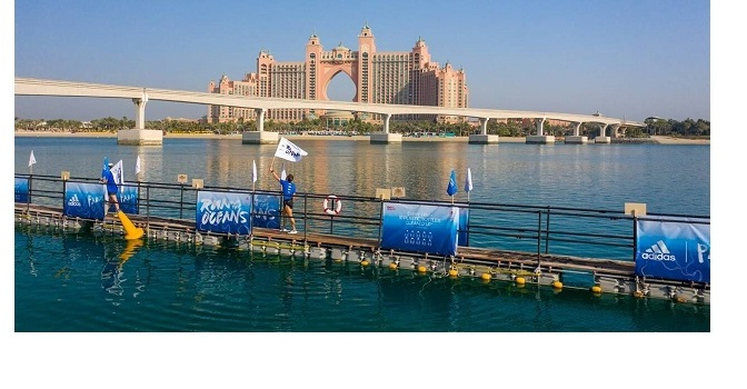 GET READY TO RUN FOR THE OCEANS AT THE POINTE, PALM JUMEIRAH