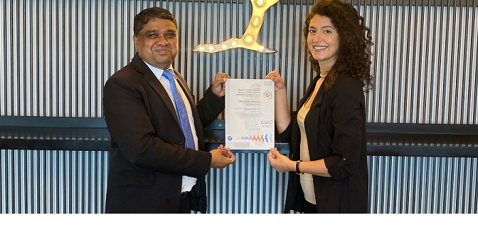 Malak Al Tawouk UAE receives HACCP certification for Food Safety