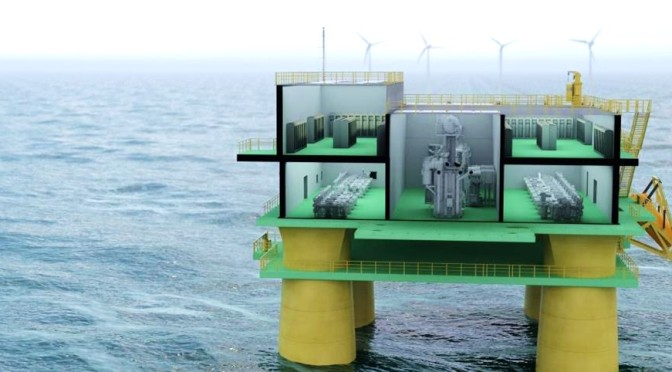 Hitachi ABB Power Grids launches new transformers forfloating offshorewind power