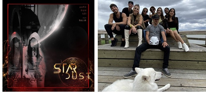 UAE and Vancouver based Award-winning filmmaker; Uzair Merchant launches new age cinematic single -Stardust