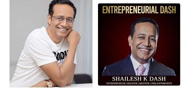 The Enterpreneurial Dash leads as the No. 1 business podcast in UAE