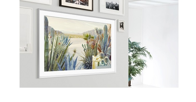Samsung launches latest generation of 'The Frame' in the UAE