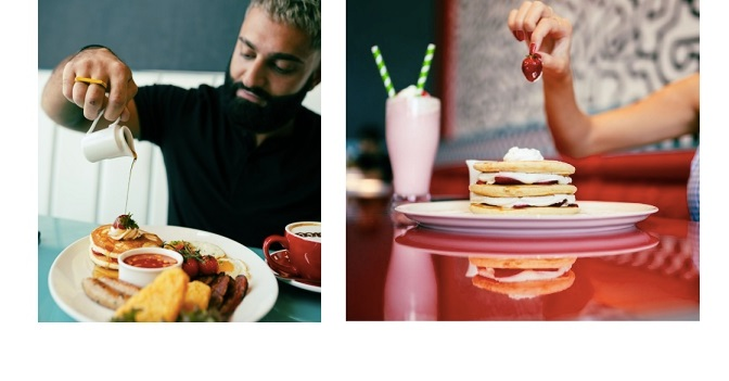 SAUCE the American Diner Straight Out of the 50's Launches the Ultimate Classic Timeless Breakfast Menu