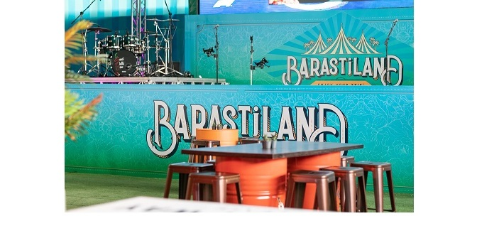 BarastiLand Beckons and it's Going to be Brilliant!
