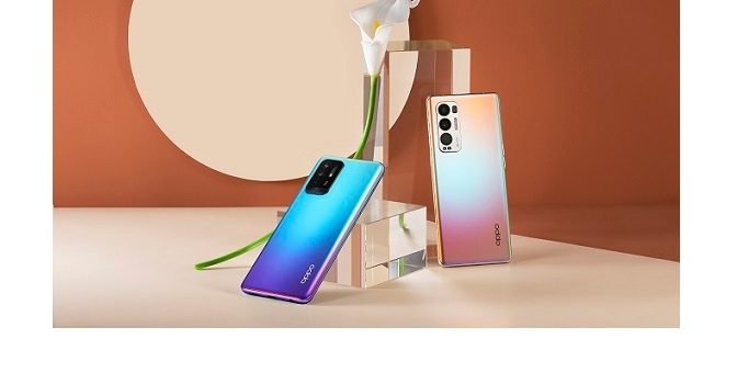 Capture the Dazzling Colours of Eid Al Adha with the OPPO Reno5 Series'