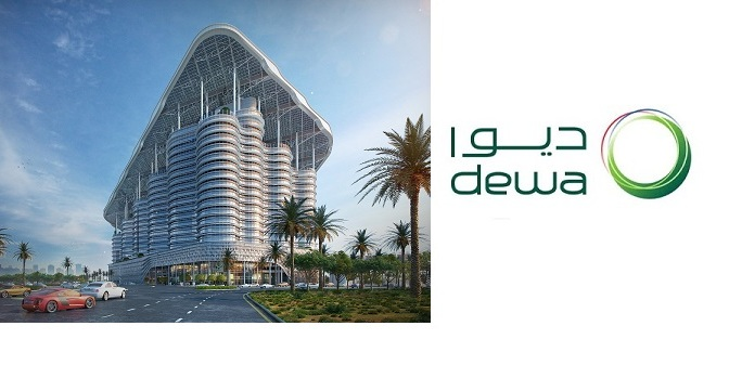 DEWA appoints Ghantoot Group, Moro Hub, Johnson Controls and Microsoft to implement the latest technologies at its new Al Shera'a headquarters