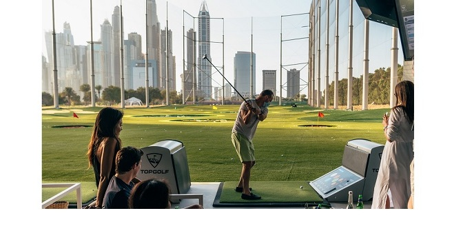 Topgolf Dubai launches Unlimited Gameplay this summer!