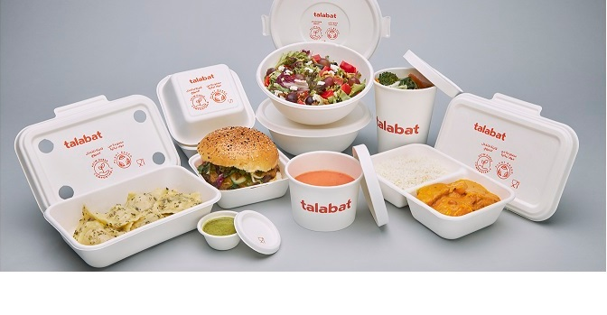 talabat to pilot 100% plant-based sustainable packaging in UAE from September this year