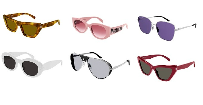UPDATE YOUR ACCESSORIES WITH THE NEW FW21 EYEWEAR COLLECTIONS