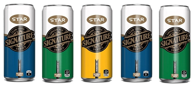 IBFI expands its up-market Soda offerings with the launch of Premium STAR Signature Series