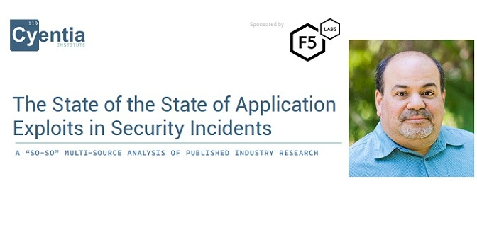 56% of the biggest cybersecurity incidents over the past five years were related to web applications