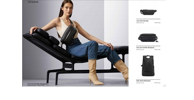 TUMI: INNOVATIVe by nature, sustainable by choice……