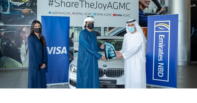 Emirates NBD's 'Get Together. Go Contactless' campaign records more than 34 million transactions