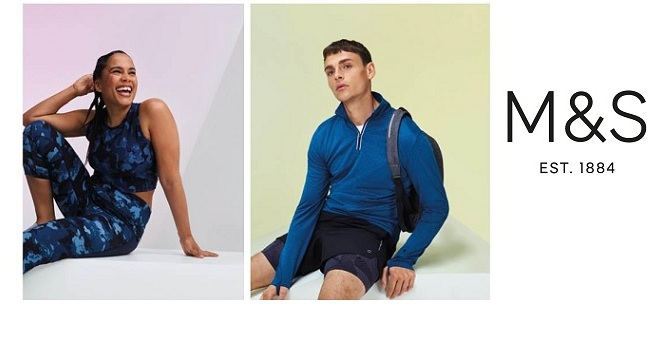 Gear up to get outdoors this autumn with Marks & Spencer's Goodmove collection
