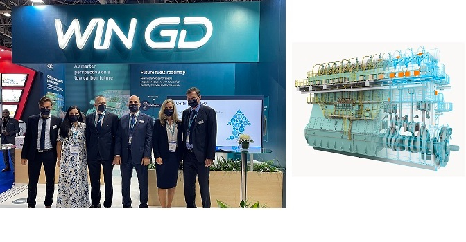 WinGD takes a holistic approach to marine decarbonization with ecosystem solutions