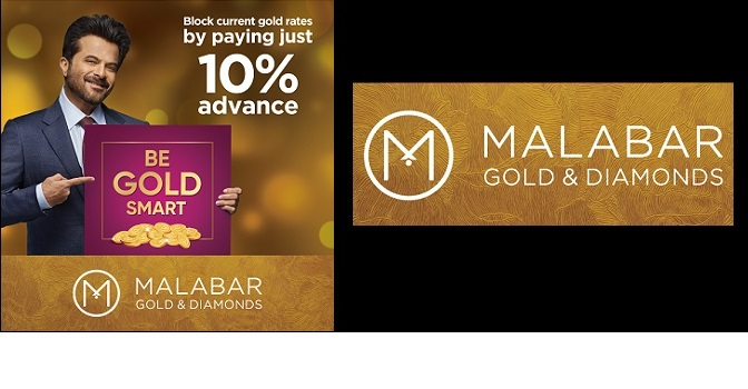 Block the Gold Ratewith Malabar Gold & Diamonds'by paying just 10% advance