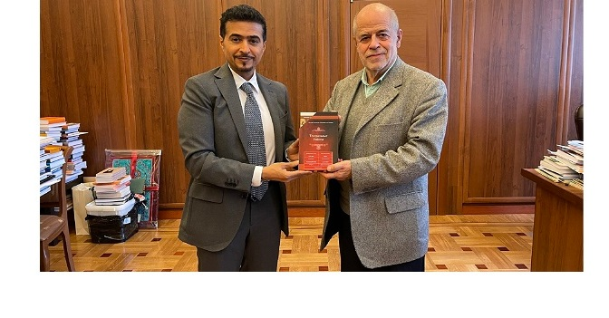 Sharjah Book Authority explores new avenues of cross-cultural collaboration with Russia
