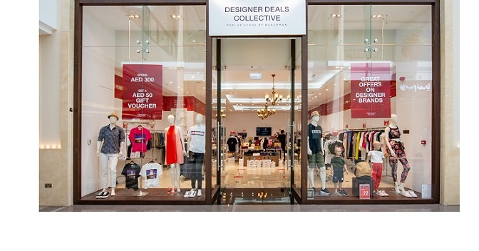 Grab Great Offers, Shop and Win Gift Vouchers at Designer Deals Collective, Pop-Up Stores By BurJuman