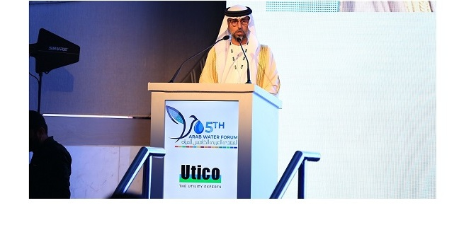 The 5thArab Water Forum ends on high note offering cost-effective solution to water scarcity in the Arab World