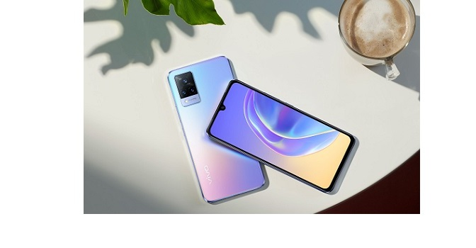 vivo V21 series: One of the Industry's Thinnest and Stylish Smartphones