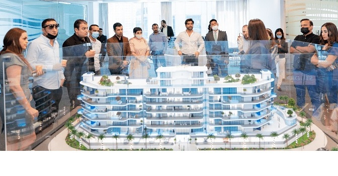 Dubai's Samana Developers Sells 80% of Dh130 Million 'Park Views' Project in Four Days