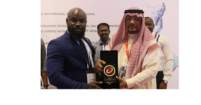 Trend Micro recognizes Majid Al Futtaim Retail for its cybersecurity resilience, at GITEX 2021