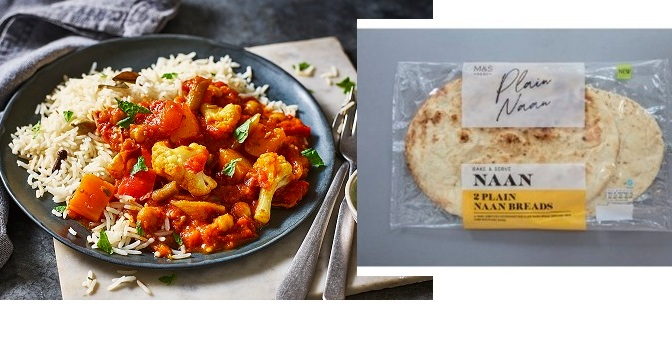 Celebrate the world coming together with Marks and Spencer's global flavours
