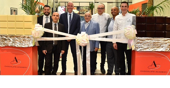 Bringing chocolate expertise to the growing Middle East region