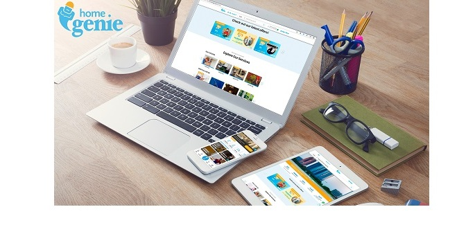 HomeGenie invests in latest technology to enableseamless and secure online home services
